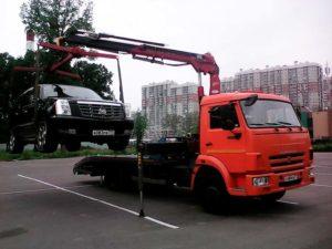 Эвакуация транспортных средств в Москве - типы, описание, вызов и районы