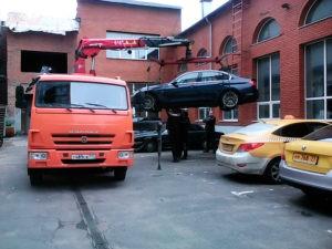 Аварийно-спасательный автомобиль на базе КАМАЗ 4308