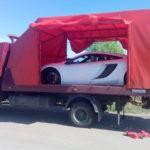 Крытый эвакуатор ГАЗ 33106