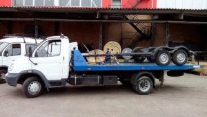 Эвакуатор ГАЗ 33106